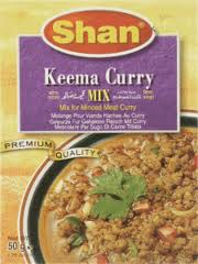 Shan keema curry mix