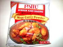 Meat Curry Pow Pattu 250g