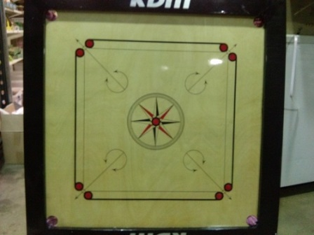 Carom Board Small Size
