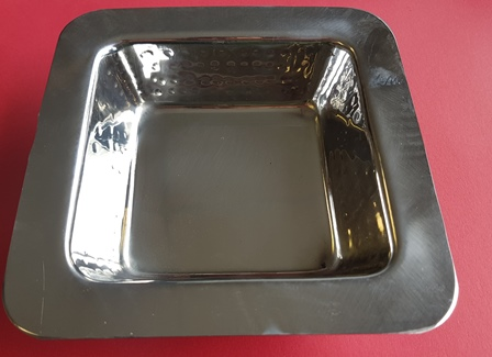 Square  Entry Dish 1 DS 1212 A