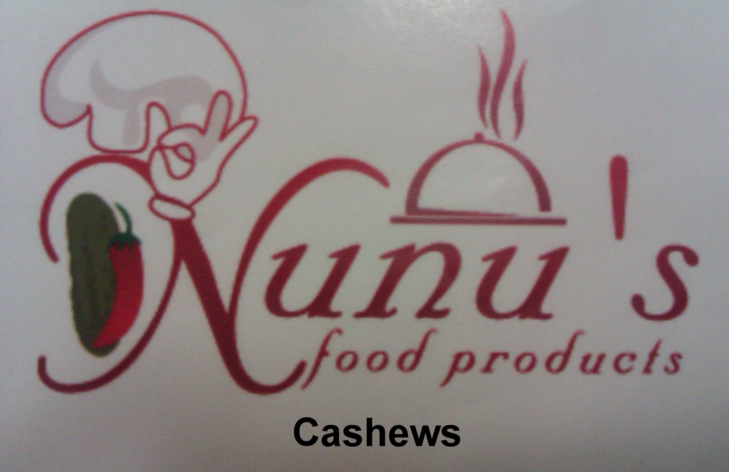 Cashew Nut Whole 200gms