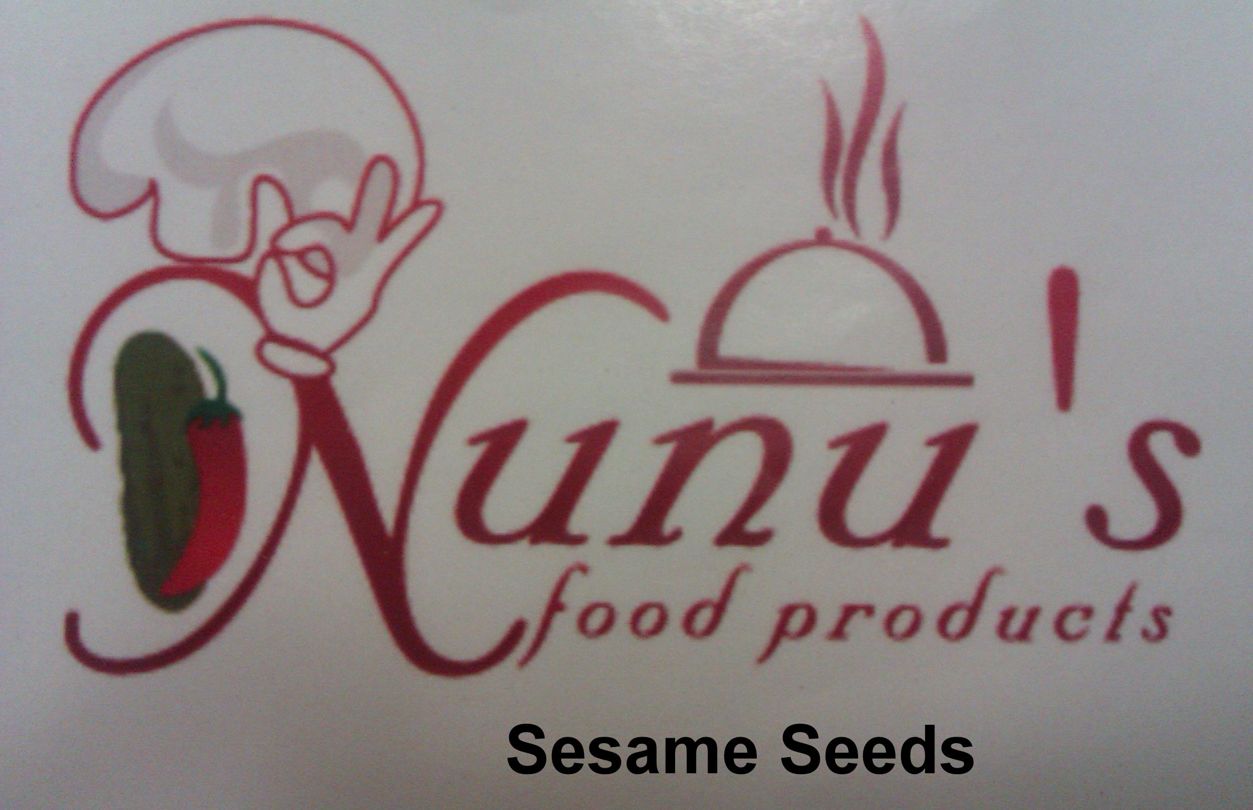 Seaseme Seeds 1KG White